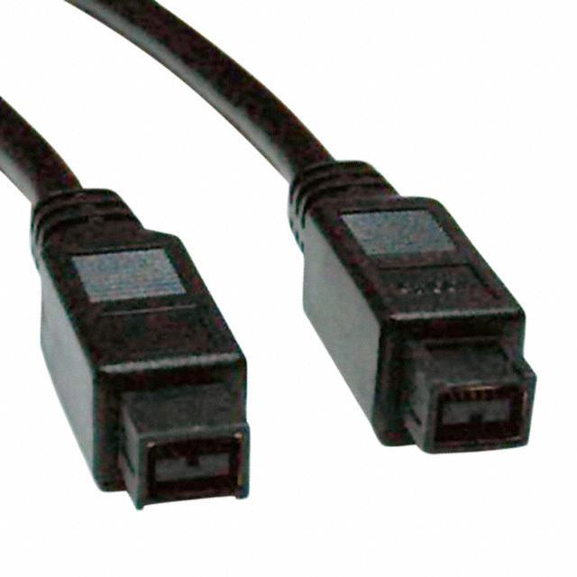 CABLE IEEE1394FIREWIRE 9POS 10' - Tripp Lite F015-010