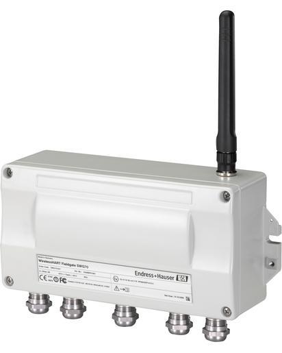 Fieldgate WirelessHART SWG70 - Produits système et data managers