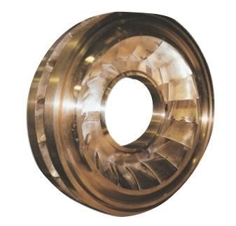 FRANCIS runner - Energy – turbines
