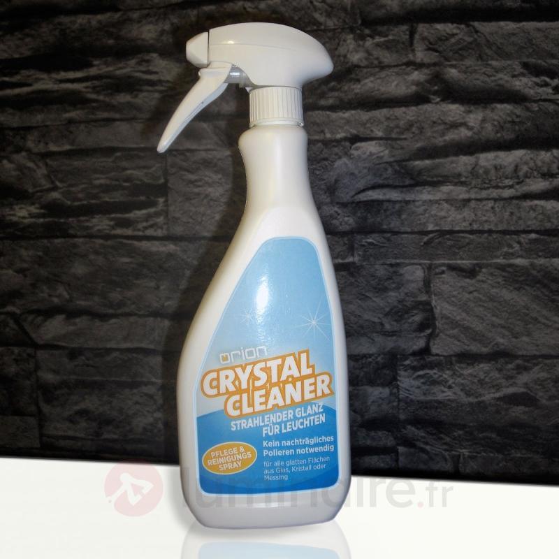 Spray nettoyant ORION pour cristal - Lustres en cristal