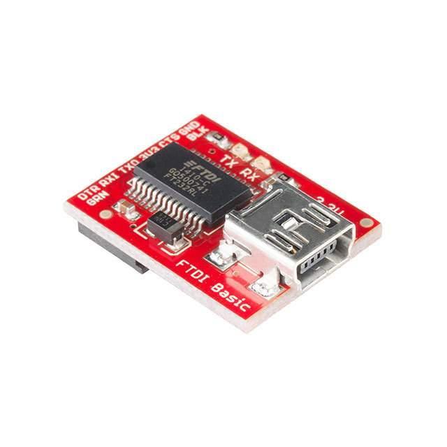 IC BRIDGE USB-UART 3.3V MODULE - SparkFun Electronics DEV-09873