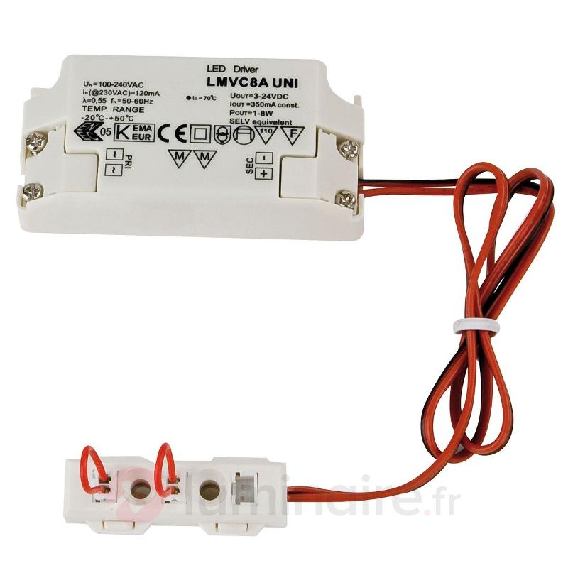 Alimentation LED innovant Artecta - Transformateurs