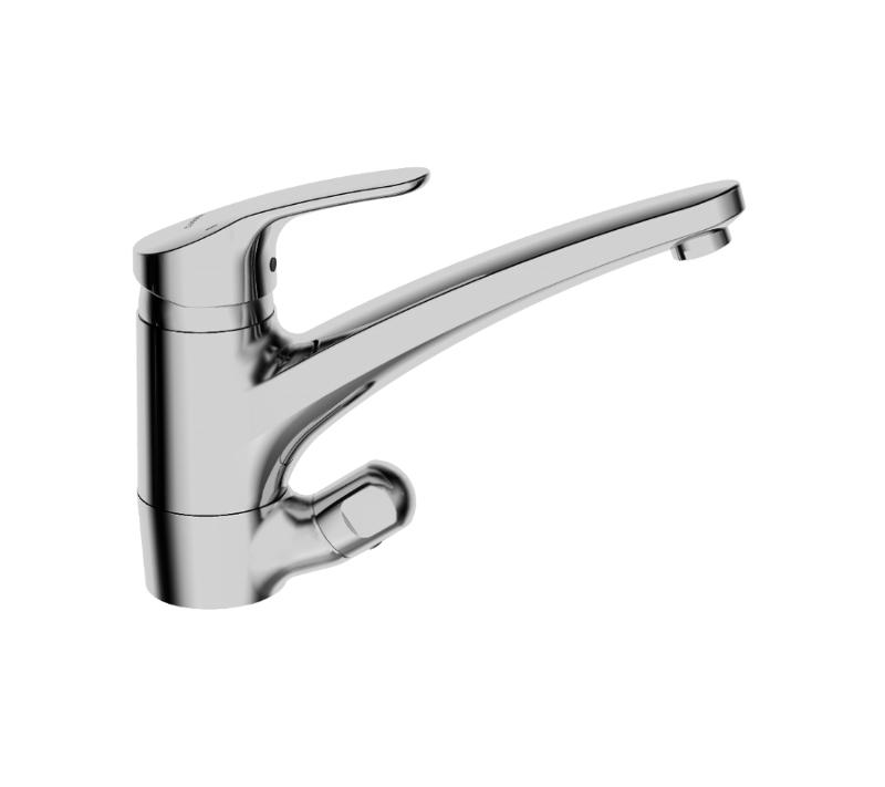 Kitchen faucet with dishwasher valve - Shop products