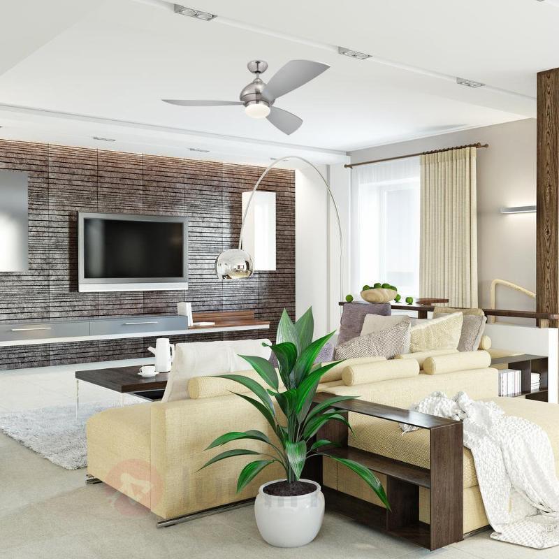 Ventilateur de plafond LED Fantastic - Ventilateurs de plafond lumineux