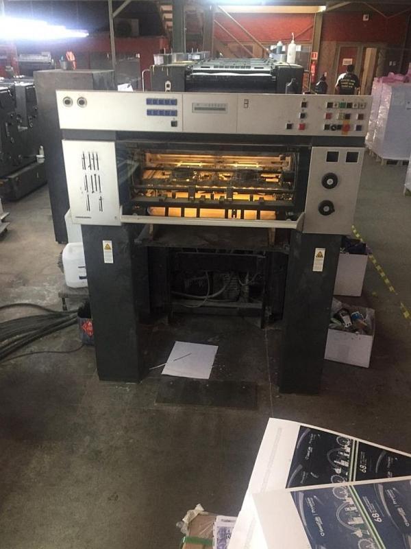 Heidelberg SPEEDMASTER SM 74-5 P3 H - Used Machine