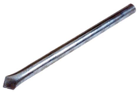 BORNES DE GEOMETRE - Piquet Lisse gavanisé Ø 27 LONGUEUR 500 mm