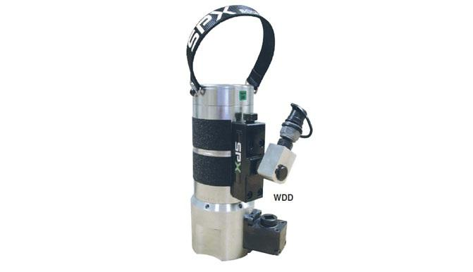 WDD: Wind Tensioner Up Tower - Tensioners