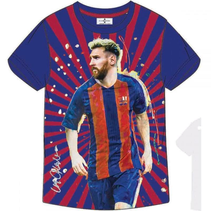5x T-shirts manches courtes LM87 du 4 au 12 ans - T-shirt et polo manches courtes