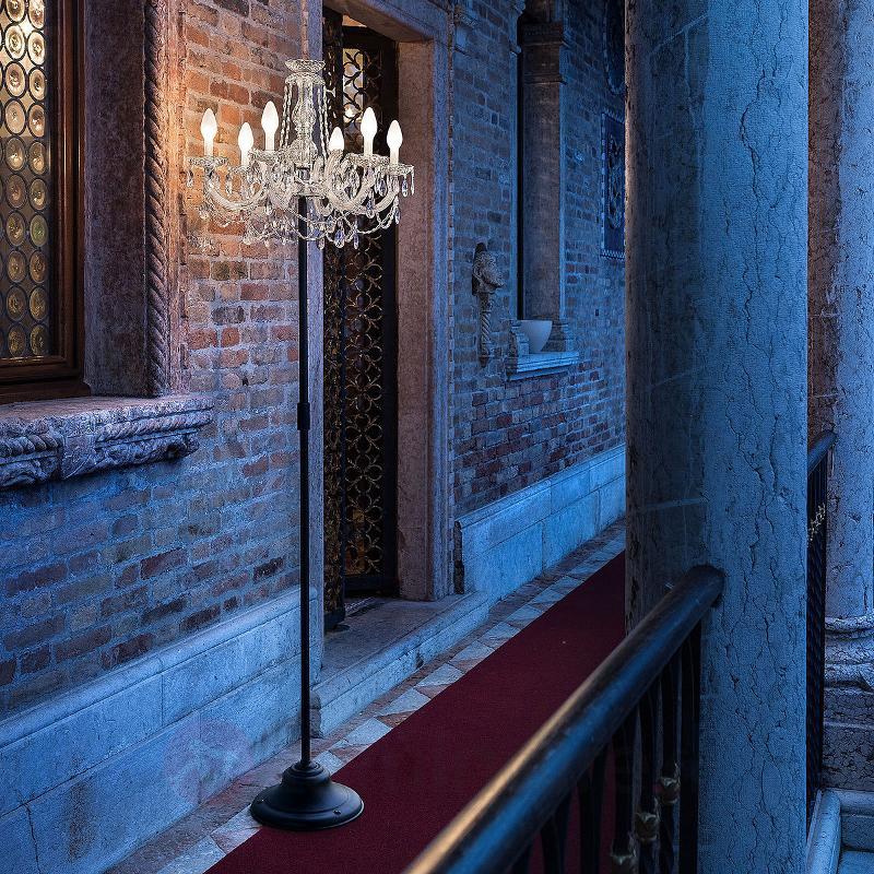 Lampadaire LED Drylight STL6 pour l'extérieur - Lampes décoratives d'extérieur