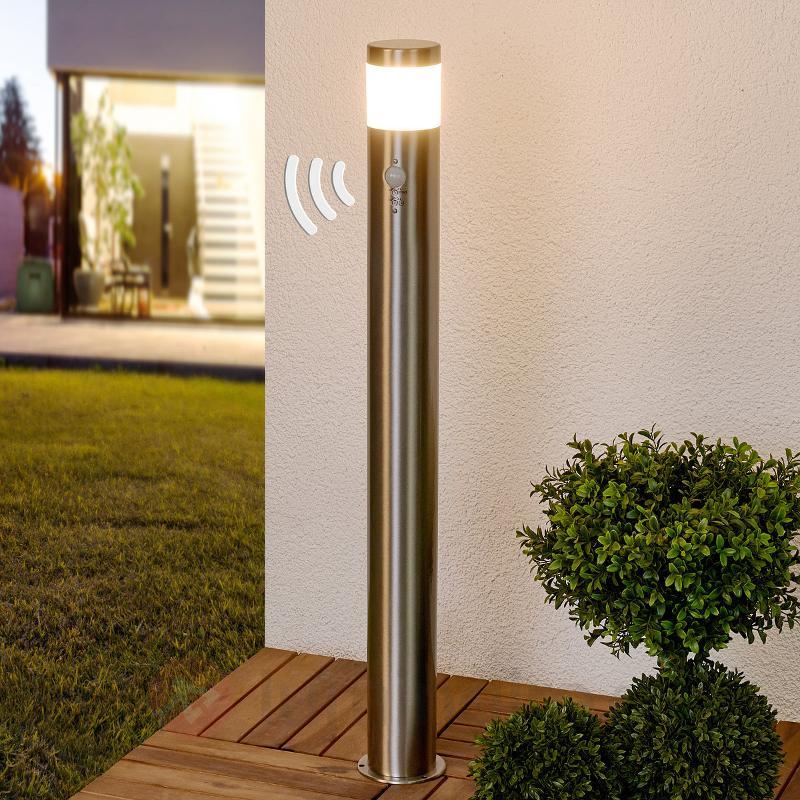Borne lumineuse LED Belina avec dét. de mouvement - Bornes lumineuses avec détecteur