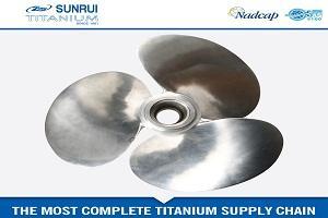 Titanium castings - SM45-1