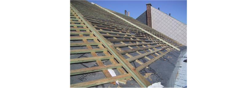 Fermes de toit - Construction en boisConstruction en bois