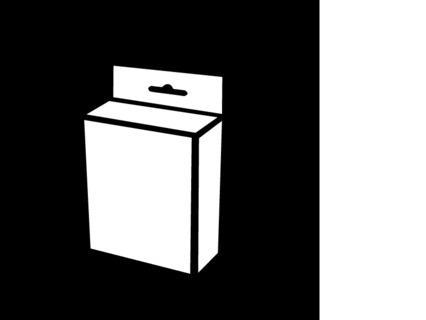 Aufhänge-Schachteln - null