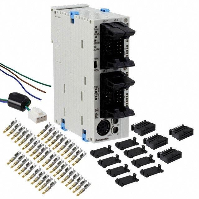 CONTROL LOGIC 16 IN 16 OUT 24V - Panasonic Industrial Automation Sales FPG-C32T2H