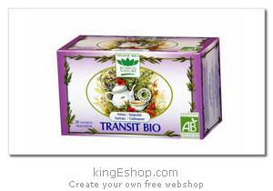 """Tisane Bio Transit """"Romon nature"""" - Référence : 2TRANSIT"""