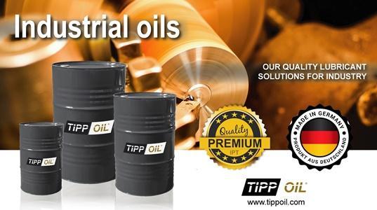 TIPP OIL - Industrieöle -