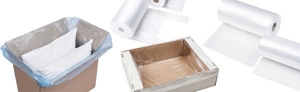 Polyethylene packaging manufacturer - Polyethylene bags, liners , ekopackaging , Bio