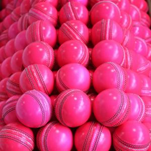 Test Pink cricket ball - Cricket ball