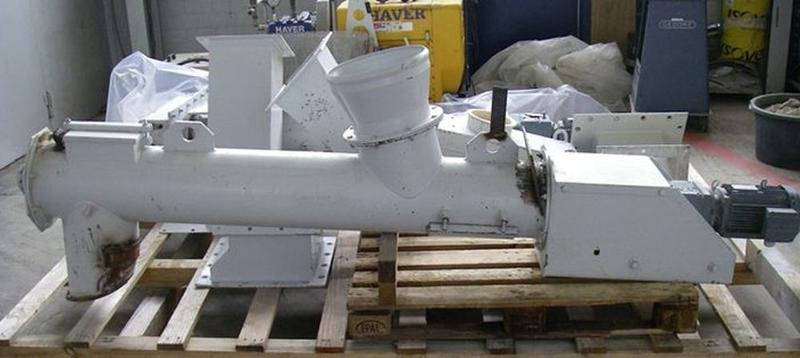 Screw conveyor - Used Equipment