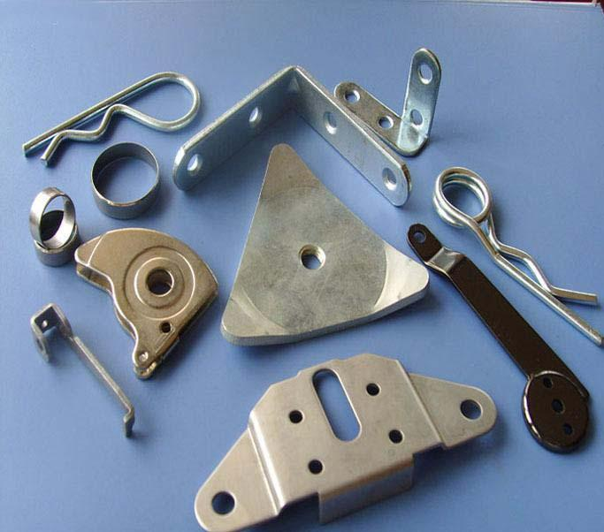 Precision Stamping Parts - BRASS/ALUMINUM STAMPING BENDING PUCHNING PARTS