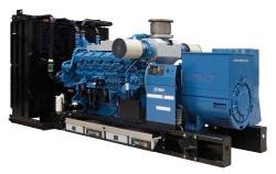 Groupes industriels standard - T1650C