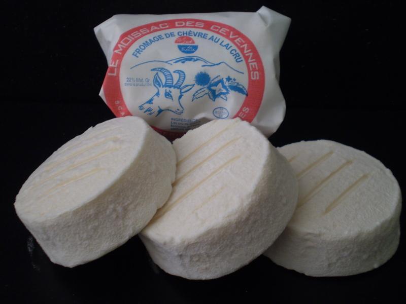 Moissac des Cévennes x 3 sous papier sulfurisé - Produits laitiers