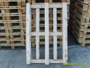 Holzpaletten - null