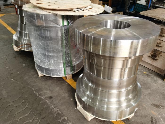 Large Size Steel Turned Parts - China Factory Custom Large Size Steel Machined Parts,Large Diameter Turned Parts