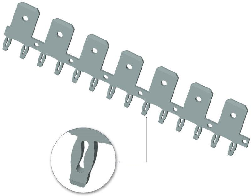 IP66/IP68 Sealed Connectors - Sealed Connectors made of different materials