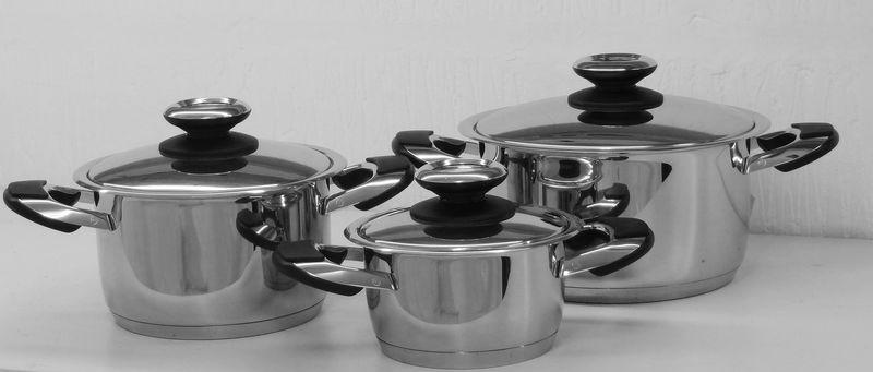 CMC casserole avec couvercle 20