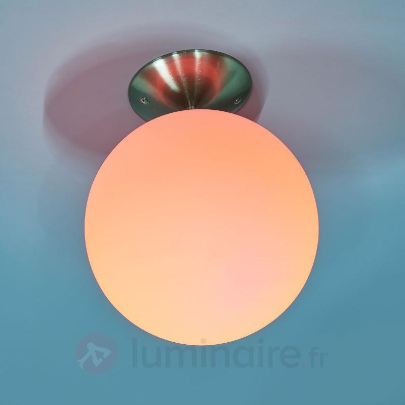Plafonnier LED RGBW Rondo-C - Plafonniers LED