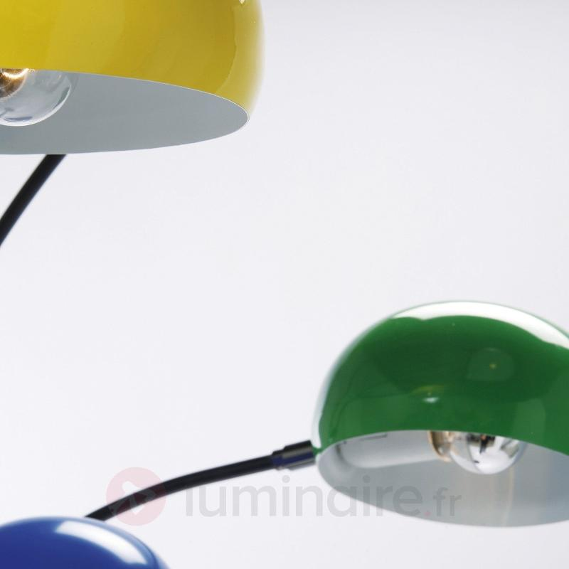Lampadaire multicolore FIVE FINGERS - Lampadaires design