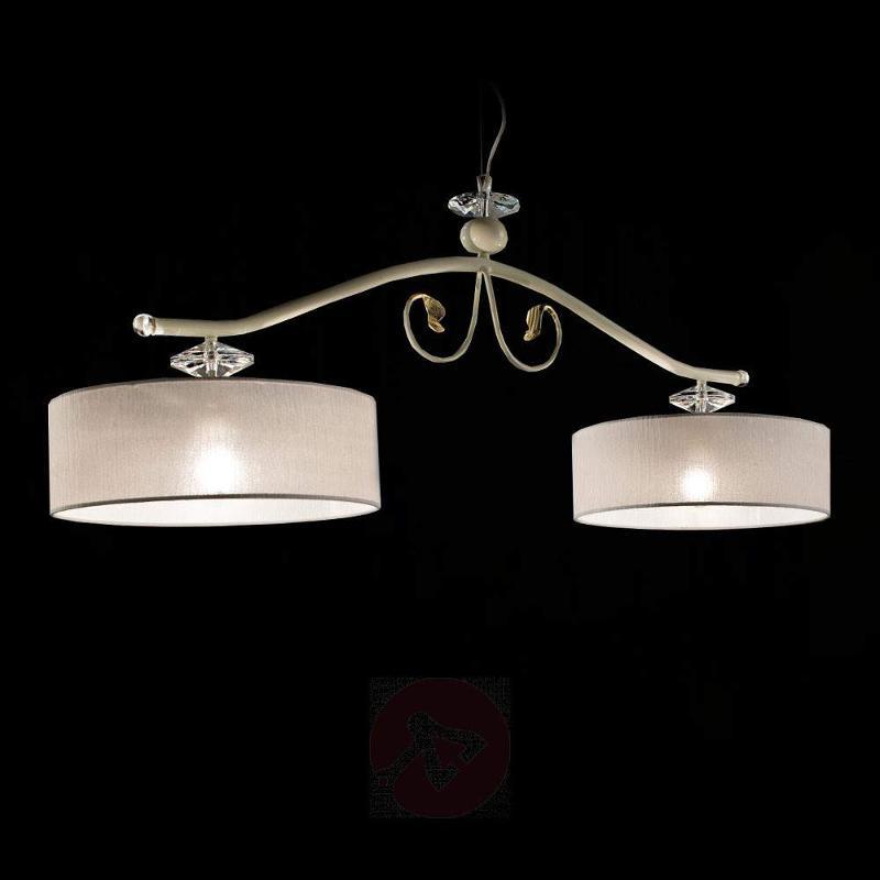 Charme - handcrafted hanging light - Pendant Lighting