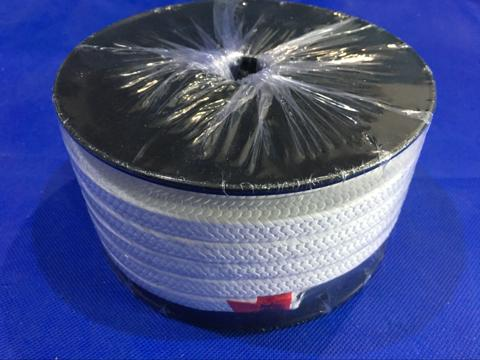Ceramic Fiber Products - 100% Pure PTFE Fiber Square Packing