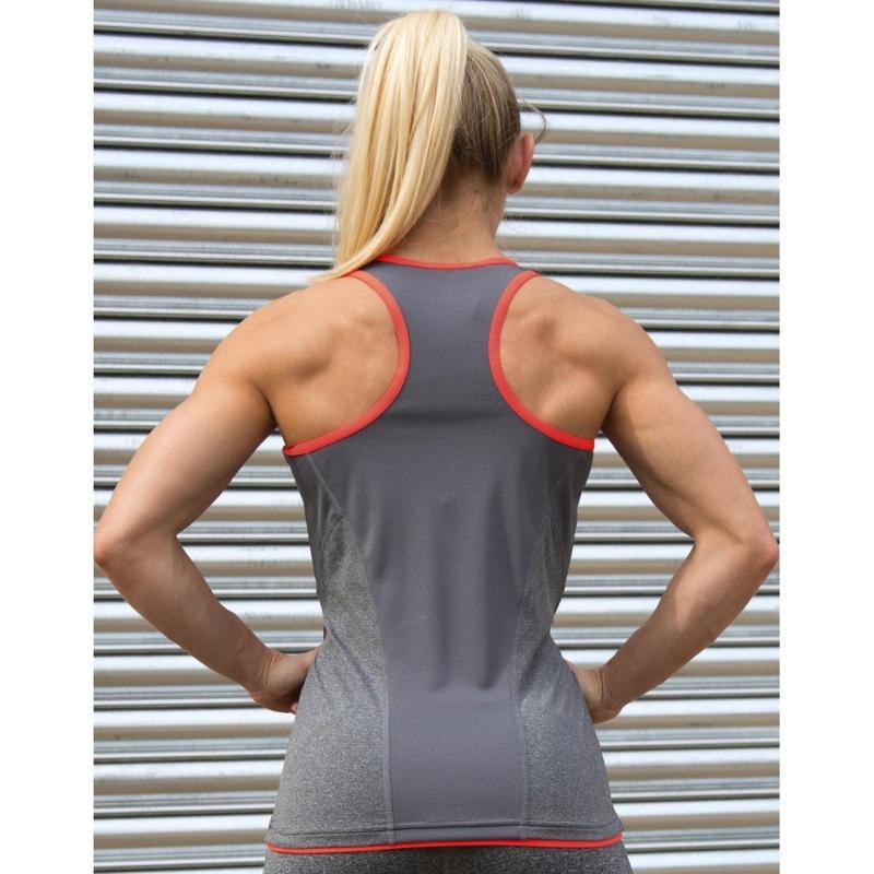 Haut femme Fitness - Hauts manches courtes