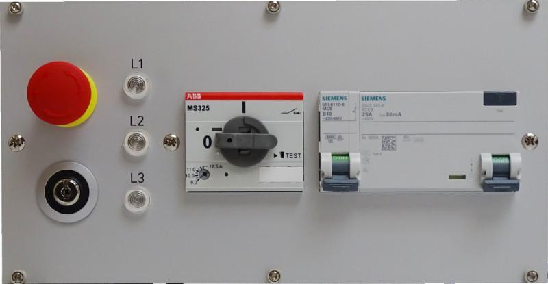 Sicherheits- und Schaltelement - Drehstrom, Wechselstrom, verschiedene Ausführungen