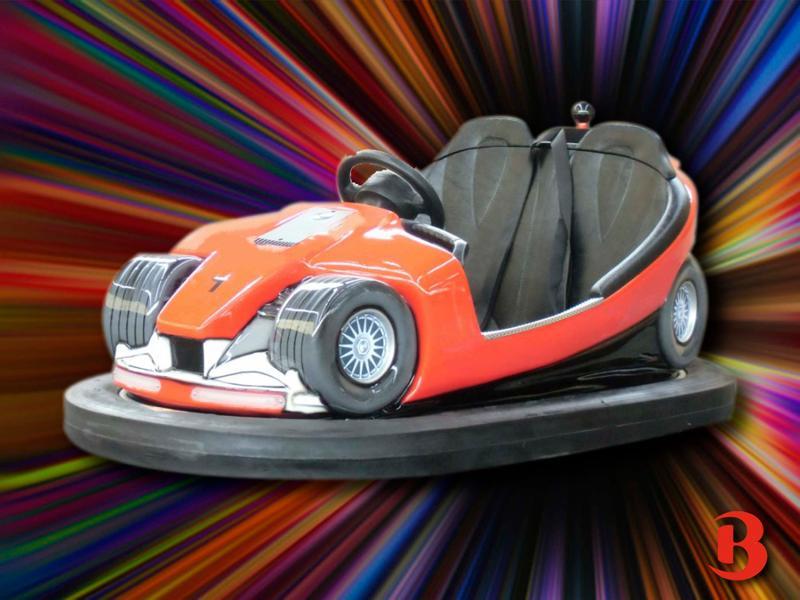 Racer - Bumper Cars Adult