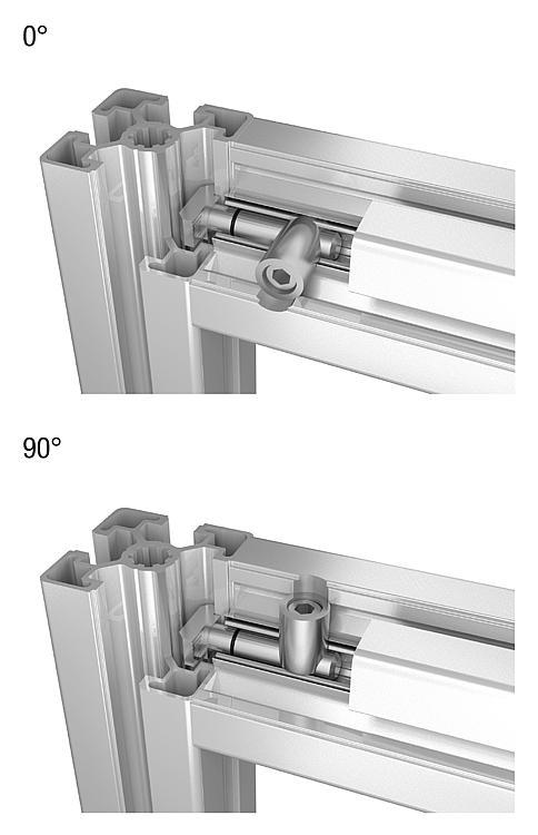 Connecting sets central Type B - Connectors
