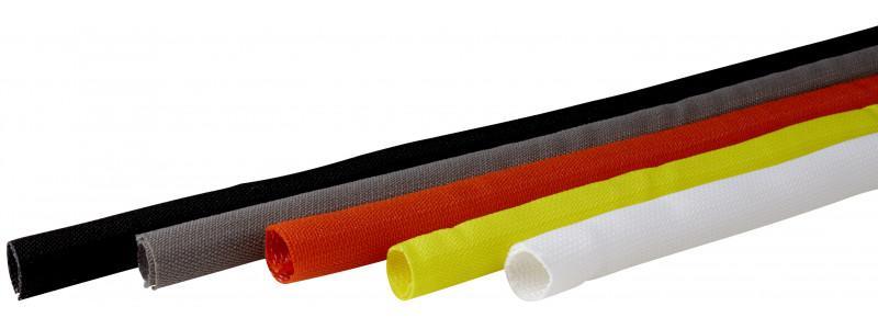 SILVYN SNAP PET braided conduit - Self-winding braided conduit