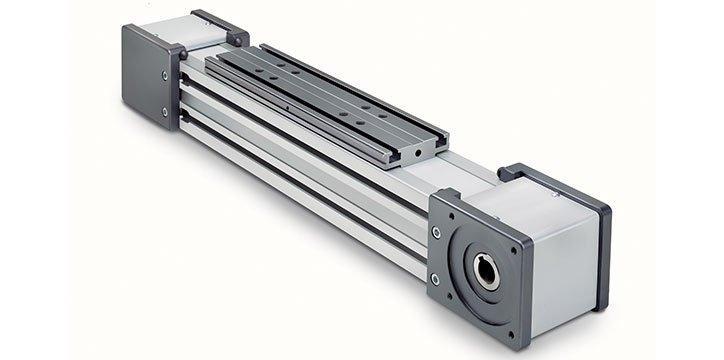Eco System - Versatile belt driven linear motion units