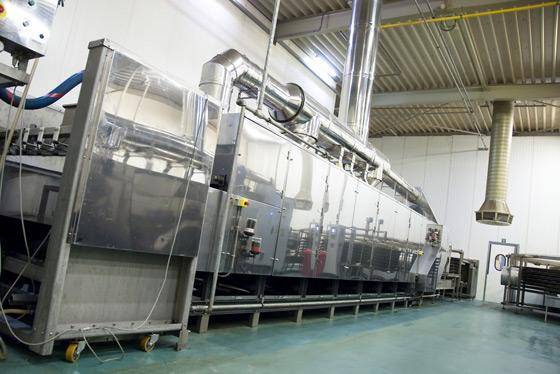 Equipments for cookies and waffles industries - Automatic lines