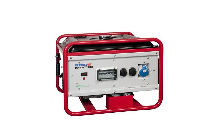 POWER GENERATOR for Professional users - ESE 506 HG-GT ES DUPLEX
