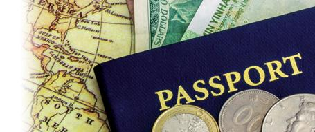 Relocatiediensten op bestemming - null