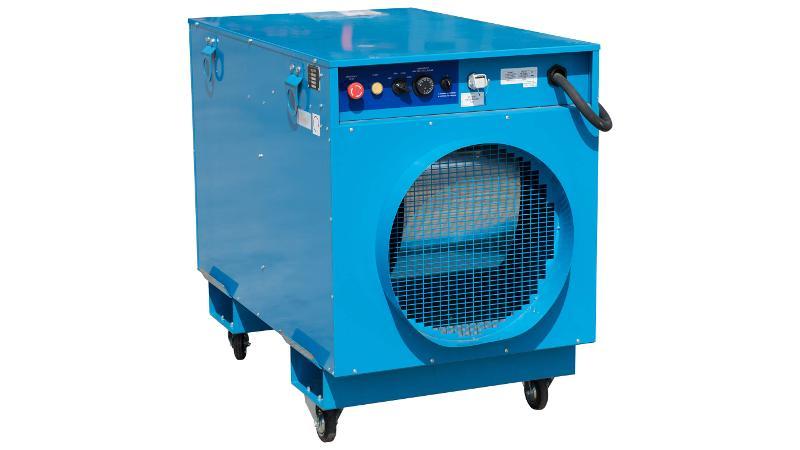 Noleggio Di Riscaldatori Elettrici Da 42 Kw - Noleggio Di Riscaldatore