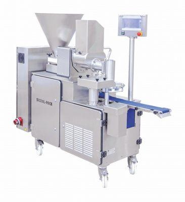ORION Multipurpose forming and filling machine  - AUTOMATIC SEMI-FINISHED STUFFED PRODUCT MAKER