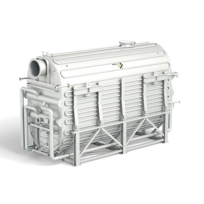 Desublimators - Kondensator zmienny dla technologii produkcji