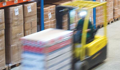 Logistique - services