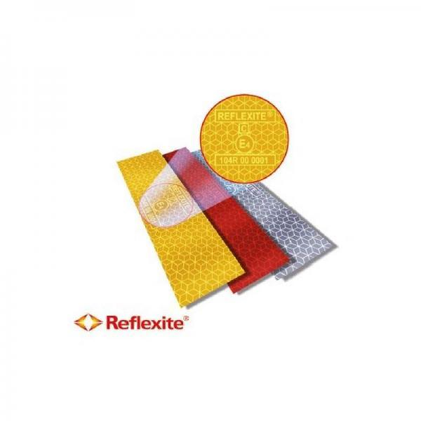 Ruban réfléchissant Reflexite pour support souple - Rubanreflexitbachebl