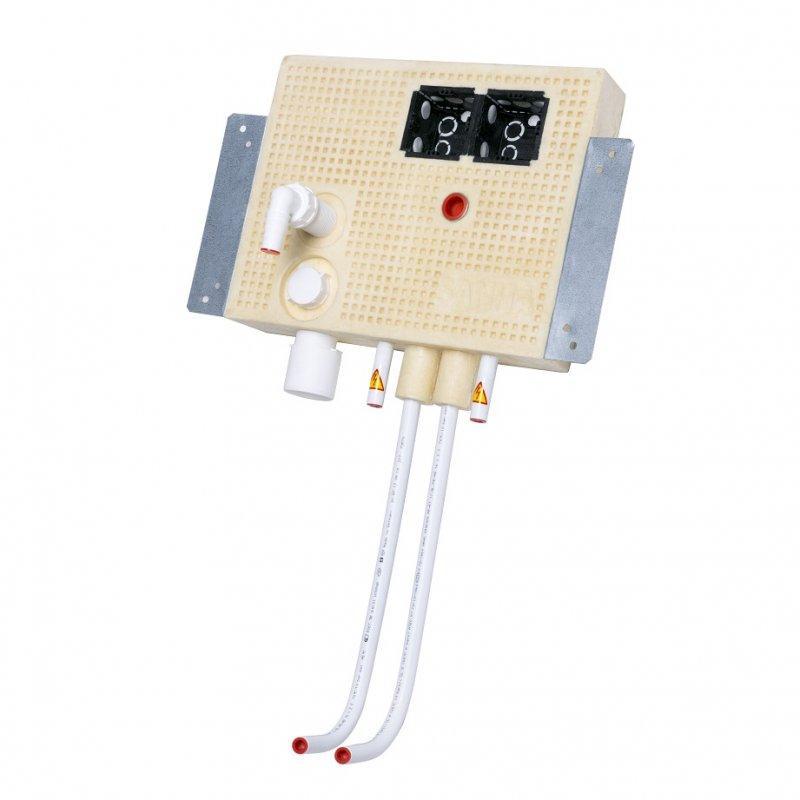 Waschmaschinen-Montagebox 25-WMZ-T - SANHA®-Box - Montagebox für Waschmaschinen