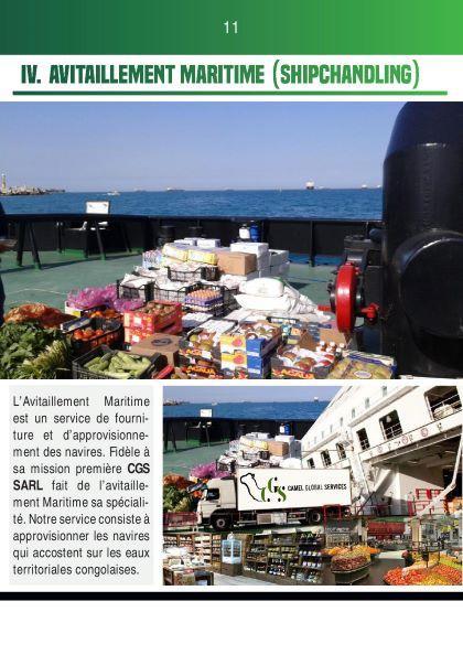L'Avitaillement Maritime - Shipchandling